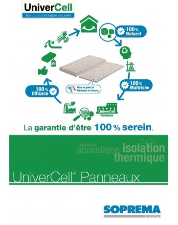 UNIVERCELL PANNEAUX