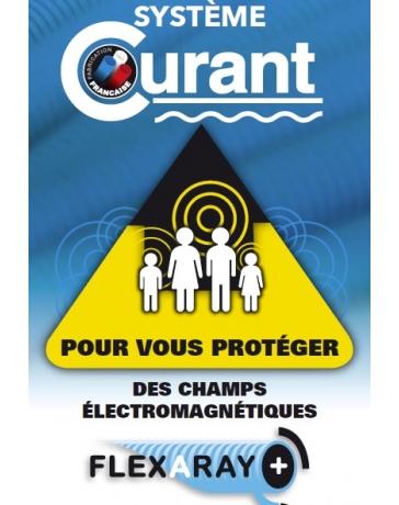 FLEXARAY+ système anti-rayonnement Electromagnétique