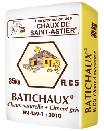 BATICHAUX Saint ASTIER