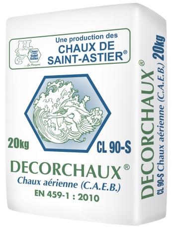 DECORCHAUX Chaux Aérienne saint astier