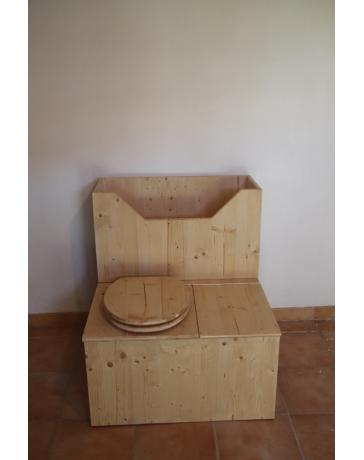 Toilette Sèche Fixe WCBIO