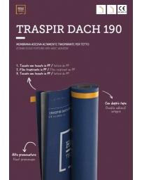 TRASPIR DACH 190 PARE-PLUIE