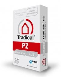 TRADICAL PZ chaux  anti remontés capillaires